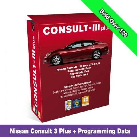 Nissan Consult 3 Plus