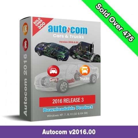 Autocom Diagnostic Software