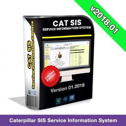 Caterpillar SIS Service Information System