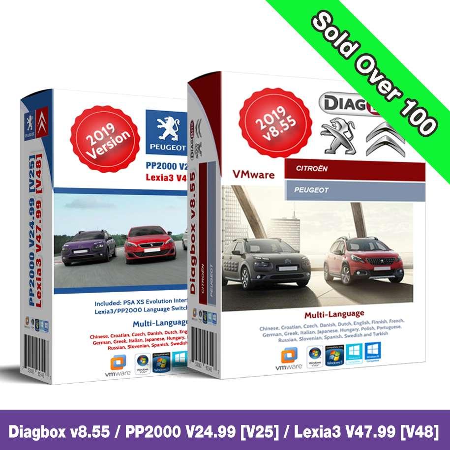 diagbox lexia pp2000