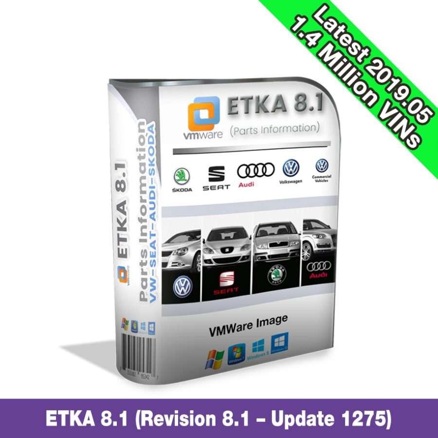ETKA 8.1 (05.2019)