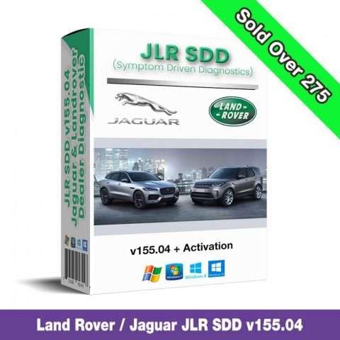 JLR SDD v155.04