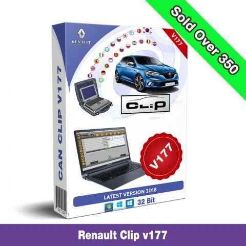 renault clip v177