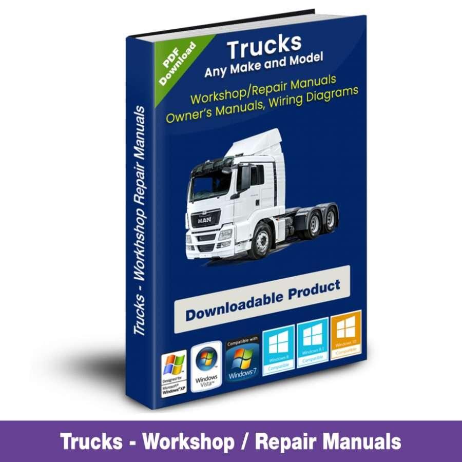 Trucks Workshop Manuals