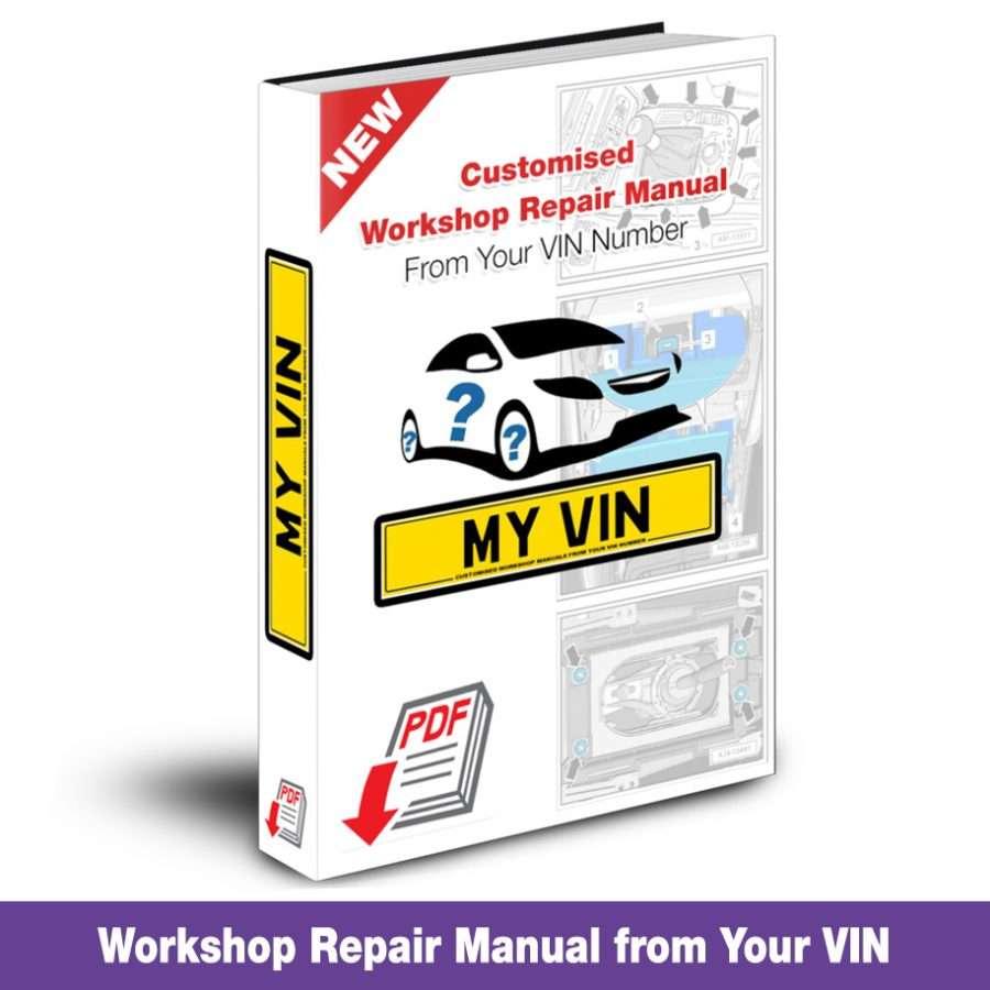 vin workshop manual