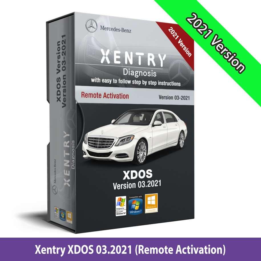 Xentry XDOS 2021.03