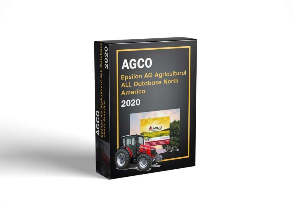 AGCO Epsilon AG Agricultural ALL Database North America 2020