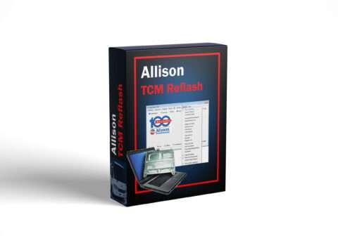 Allison TCM Reflash