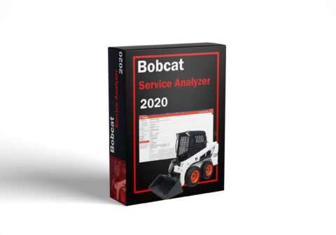Bobcat Service Analyzer 2020