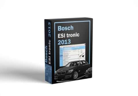 Bosch ESI tronic 2013