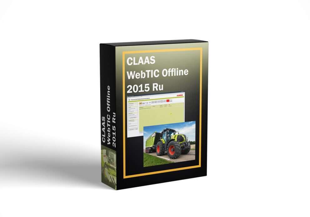 CLAAS WebTIC Offline 2015 Ru