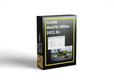 CLAAS WebTIC Offline 2021 En