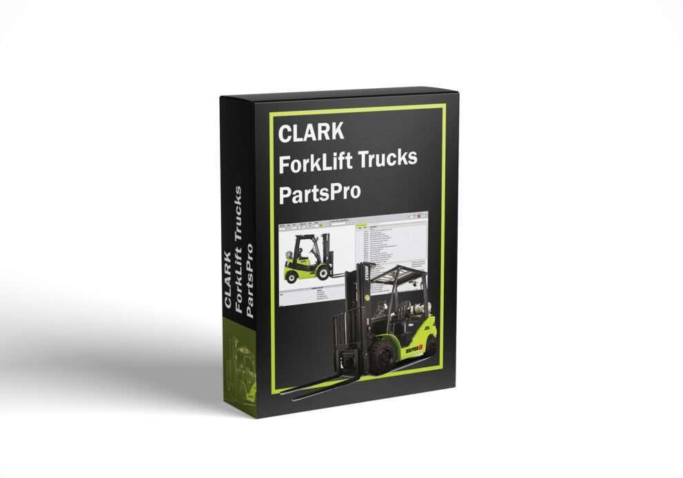 CLARK ForkLift Trucks PartsPro