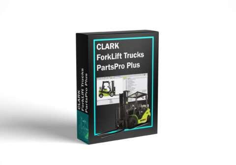 CLARK ForkLift Trucks PartsPro Plus