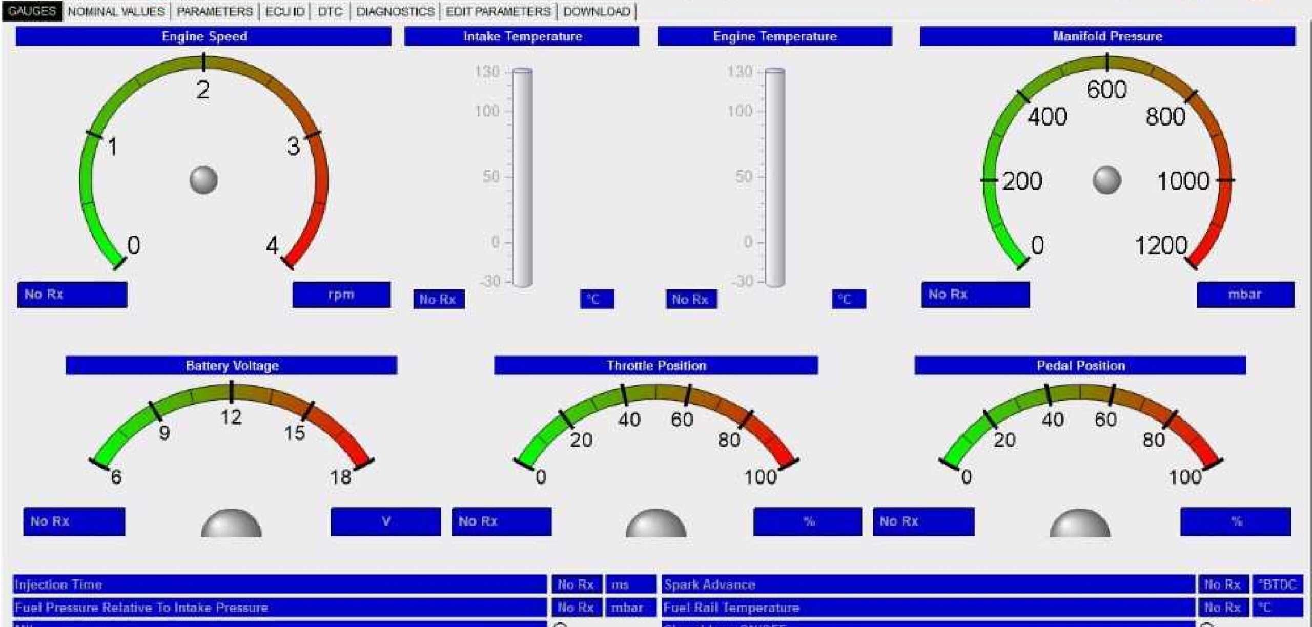 CLARK Juniper diagnostic software SS-01