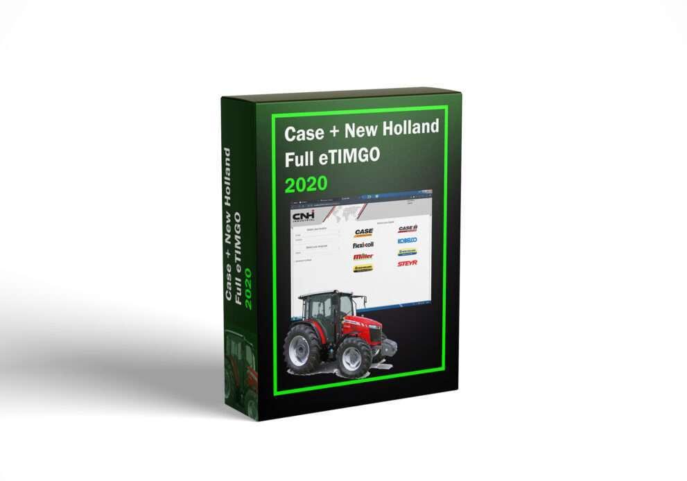 Case + New Holland Full eTIMGO 2020