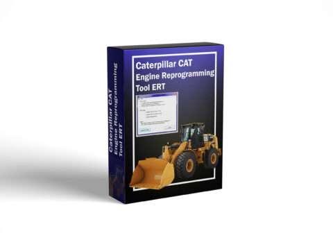 Caterpillar CAT Engine Reprogramming Tool ERT