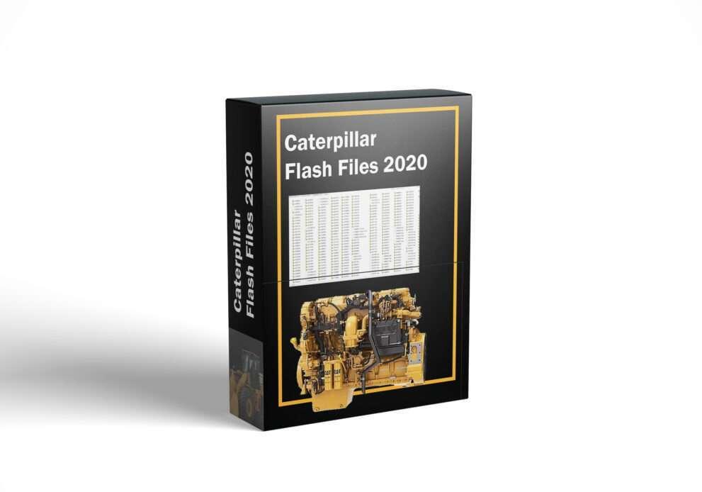 Caterpillar Flash Files 2020