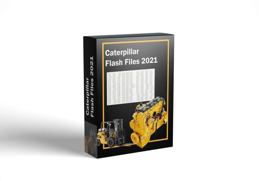 Caterpillar Flash Files 2021