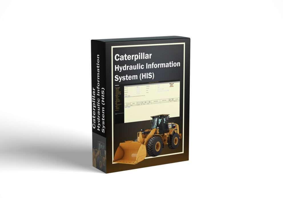 Caterpillar Hydraulic Information System (HIS)