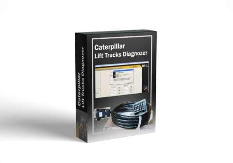 Caterpillar Lift Trucks Diagnozer