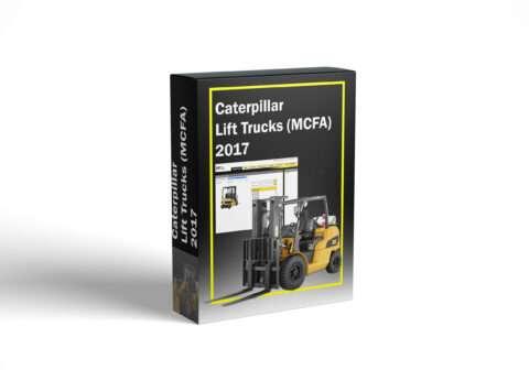 Caterpillar Lift Trucks (MCFA) 2017