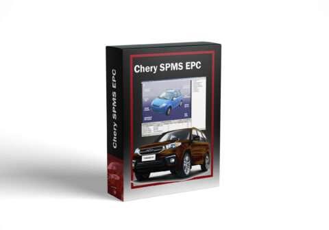Chery SPMS EPC