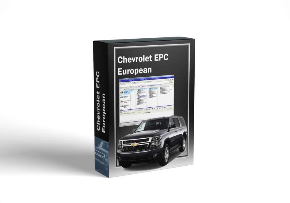 Chevrolet EPC European