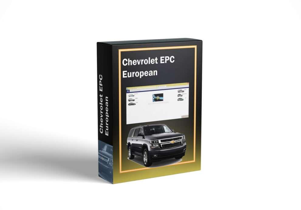 Chevrolet Europe GlobalTIS