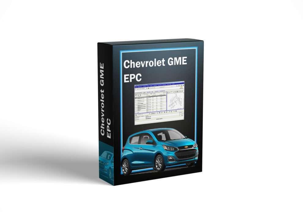 Chevrolet GME EPC