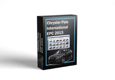 Chrysler Pais International EPC 2015