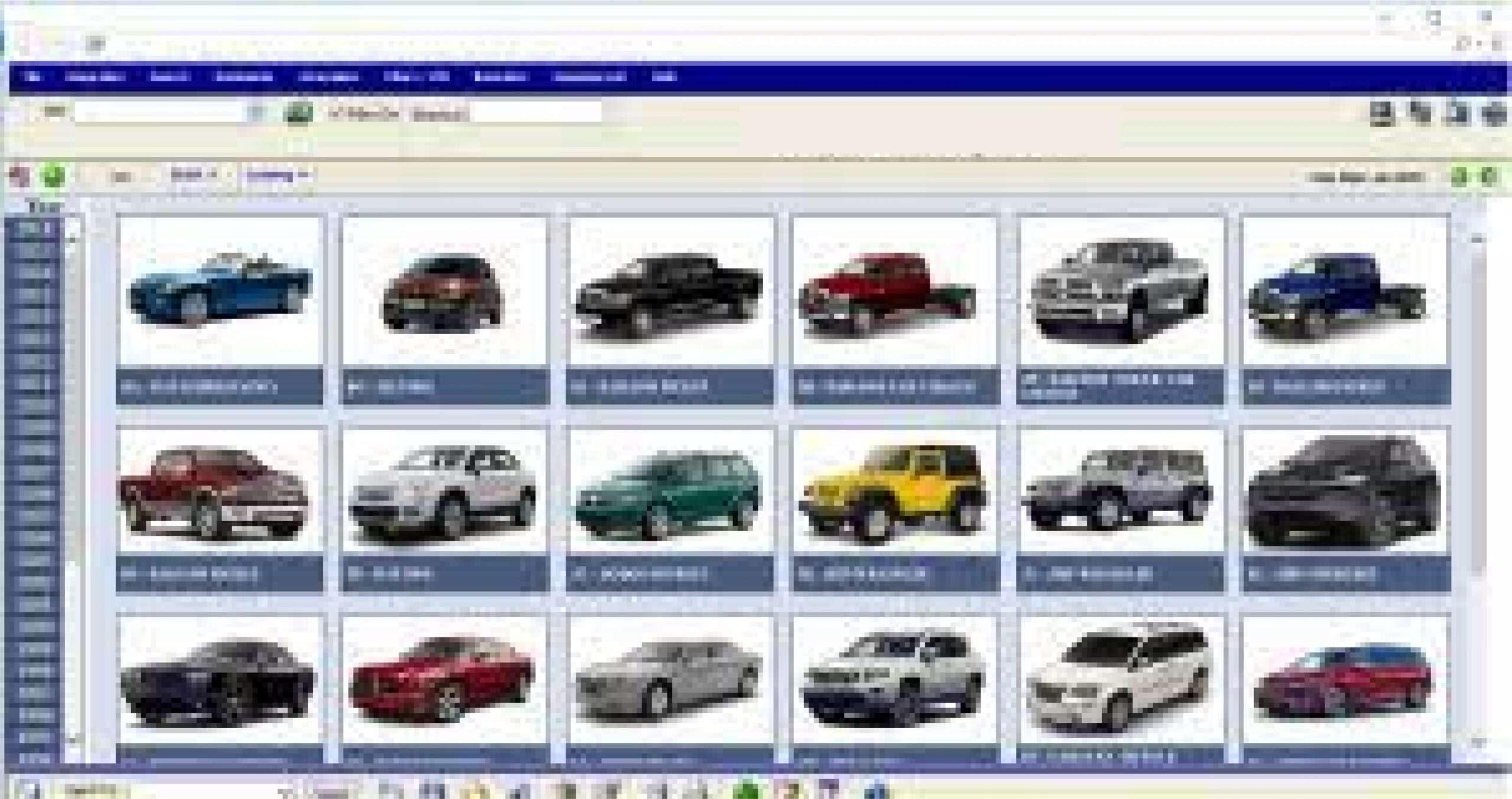 Chrysler Pais International EPC 2015 SS-01