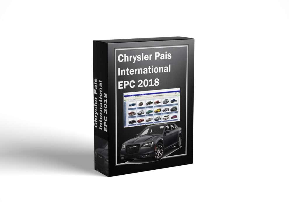 Chrysler Pais International EPC 2018