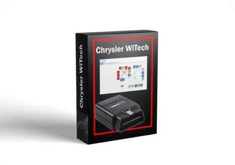 Chrysler WiTech