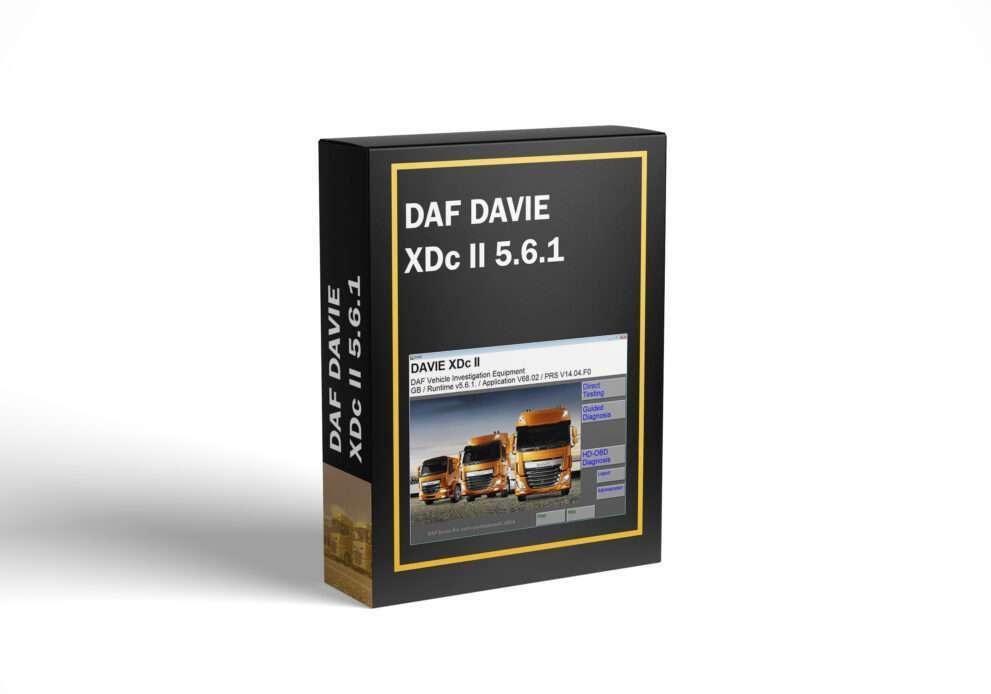 DAF DAVIE XDс II 5.6.1