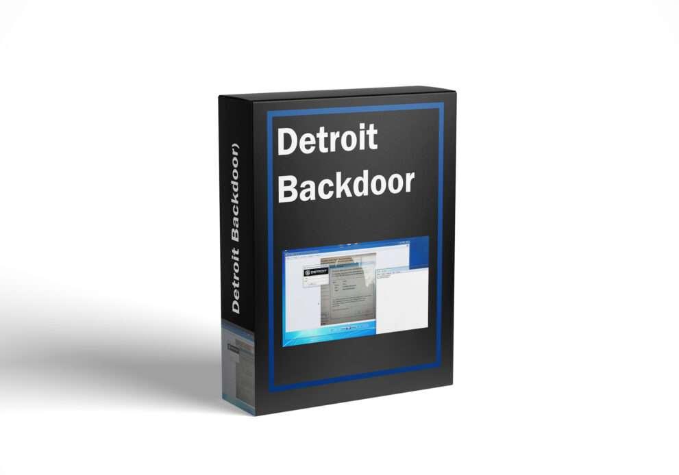 Detroit Backdoor