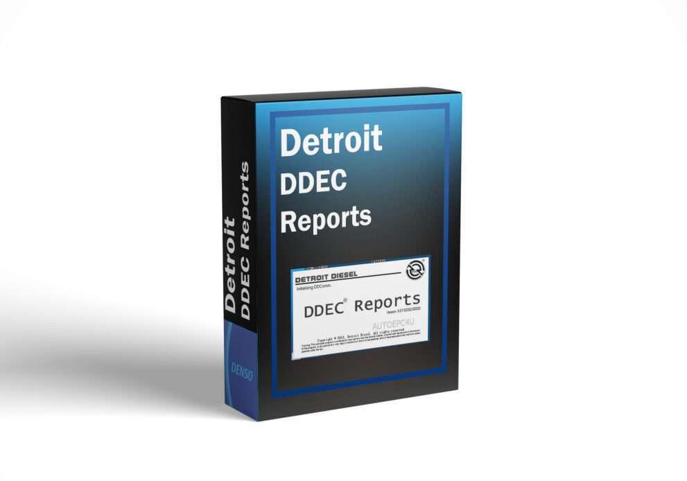 Detroit DDEC Reports
