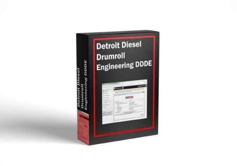 Detroit Diesel Drumroll Engineering DDDE