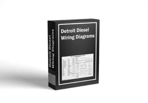 Detroit Diesel Wiring Diagrams