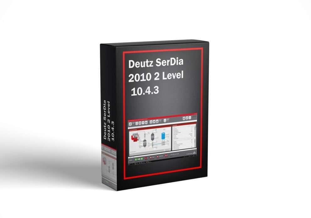 Deutz SerDia 2010 2 Level 10.4.3
