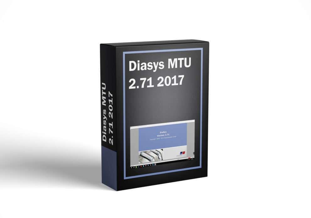 Diasys MTU 2.71 2017