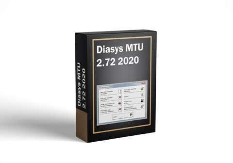 Diasys MTU 2.72 2020