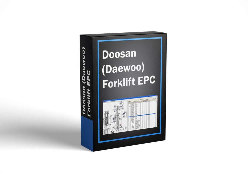 Doosan (Daewoo) Forklift EPC