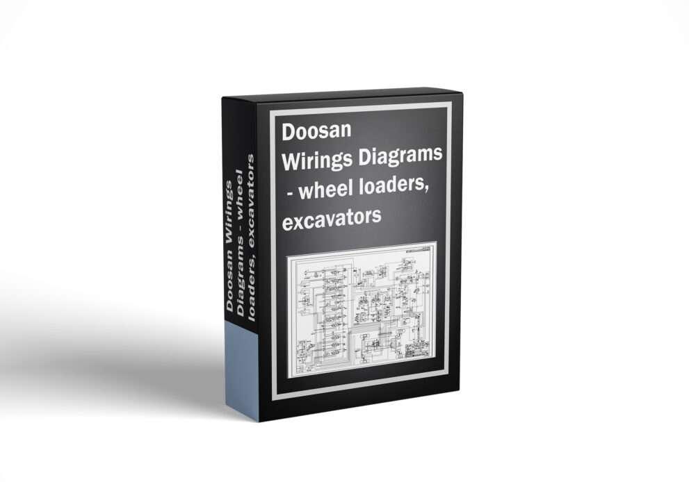 Doosan Wirings Diagrams - wheel loaders, excavators