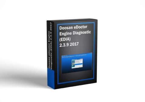 Doosan eDoctor Engine Diagnostic (EDIA) 2.3.9 2017