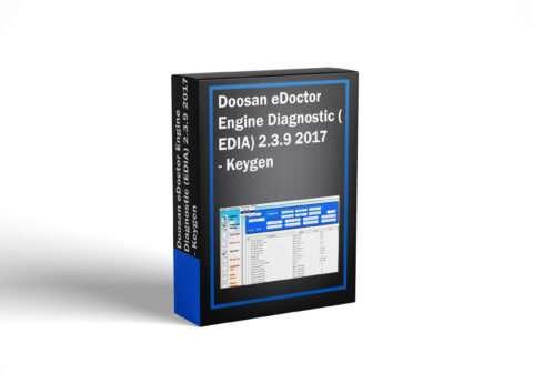 Doosan eDoctor Engine Diagnostic (EDIA) 2.3.9 2017 - Keygen
