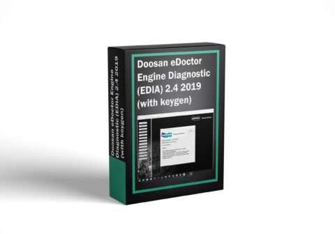Doosan eDoctor Engine Diagnostic (EDIA) 2.4 2019 (without keygen)