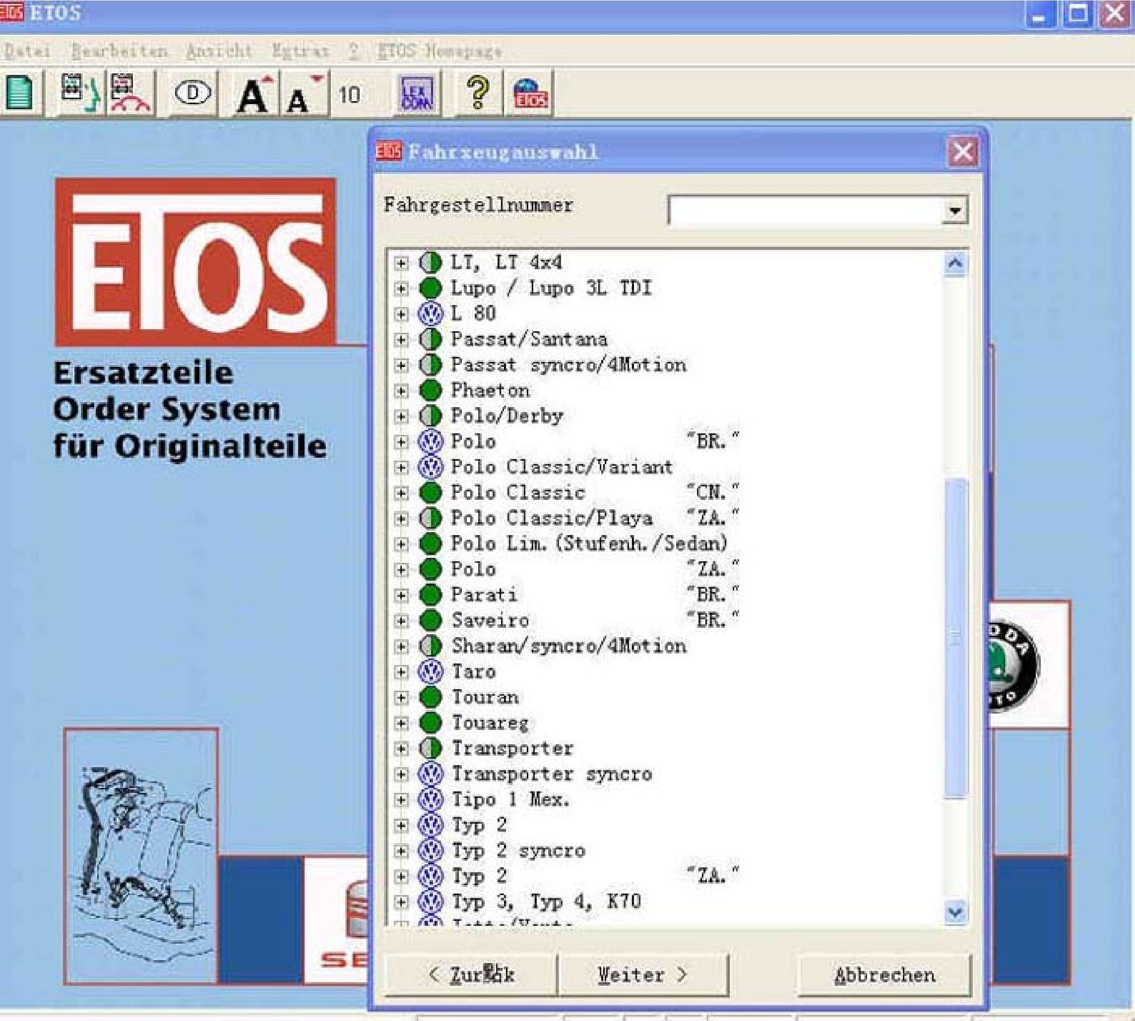ETOS EPC SS-01
