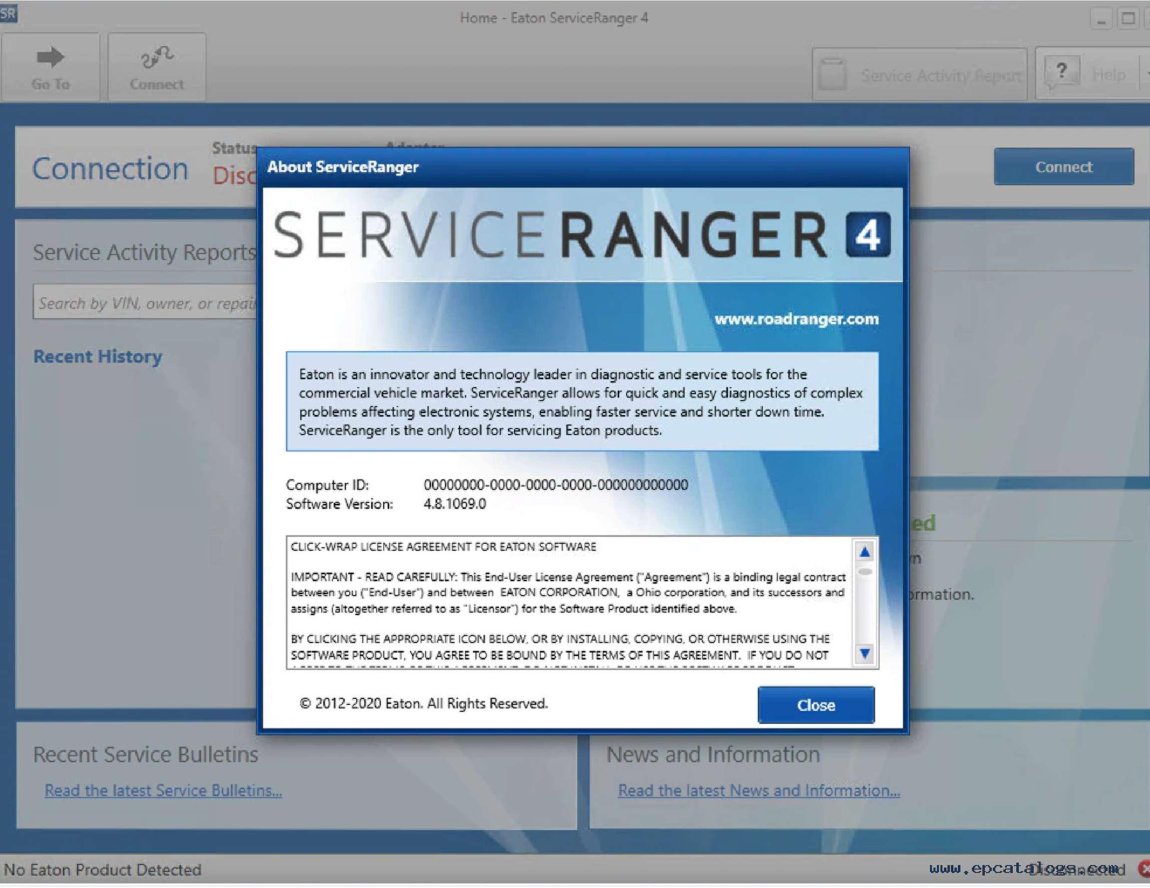 Eaton ServiceRanger 4.9 SS-01