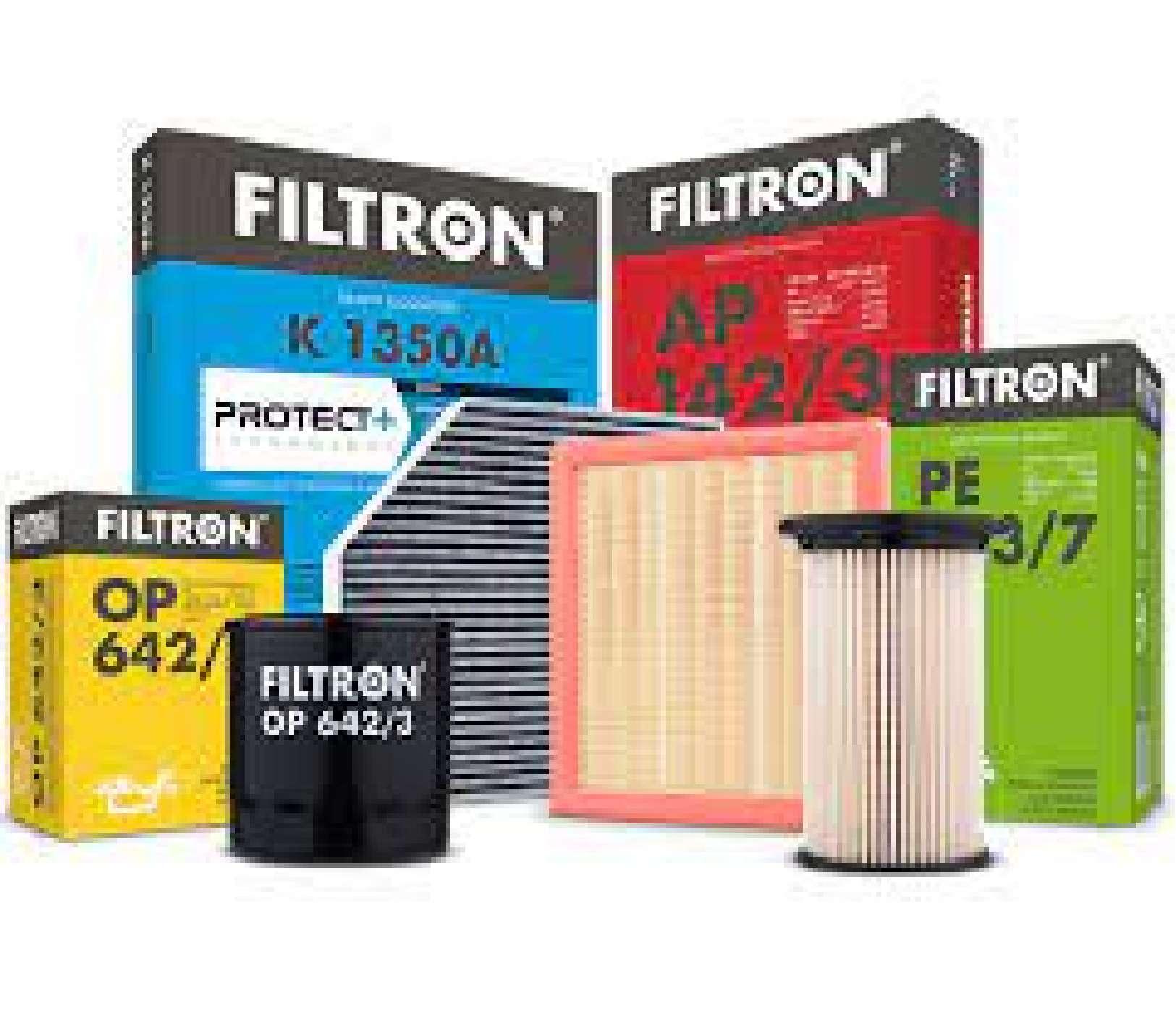 Filtron Filter Catalogue ss-01